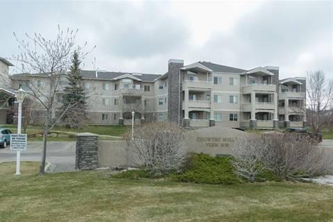 Condo for sale at 20 Country Hills Vw Northwest Unit 107 Calgary Alberta - MLS: C4243670