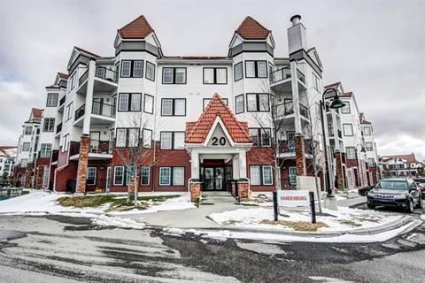 Condo for sale at 20 Royal Oak Plaza Northwest Unit 107 Calgary Alberta - MLS: C4281527