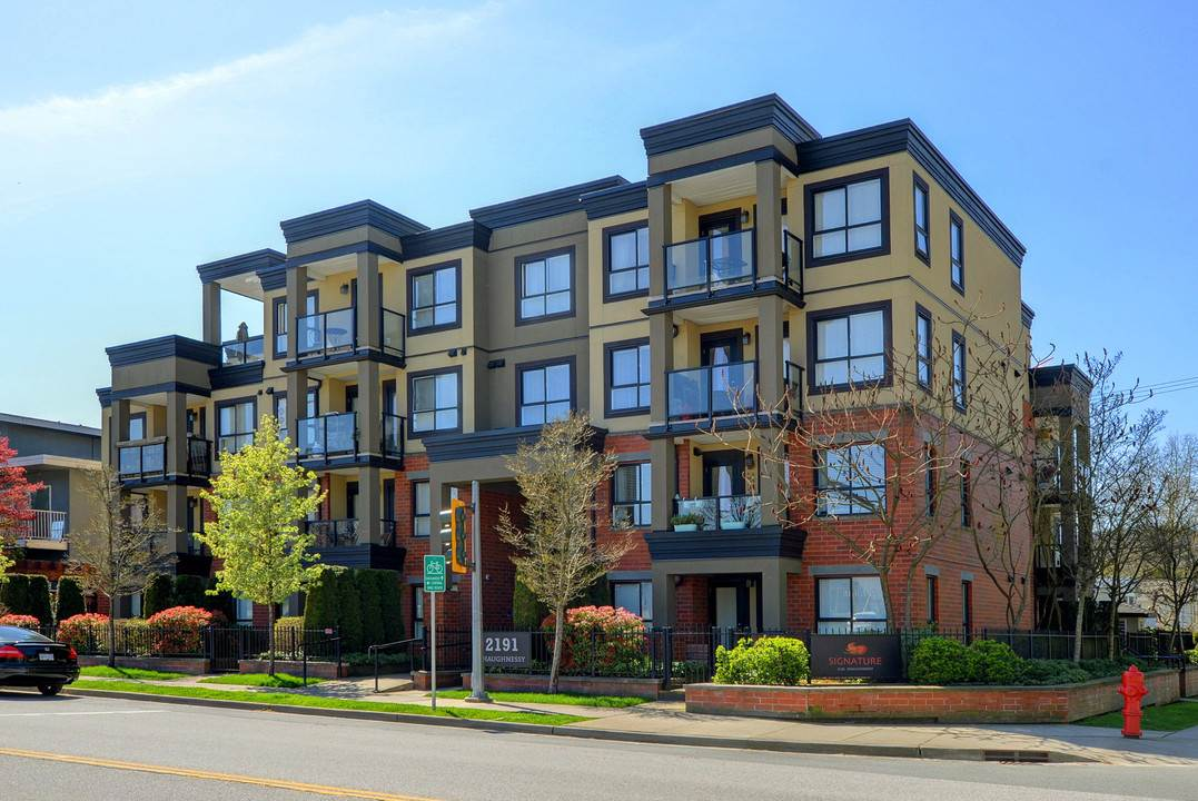 Sold: 107 - 2191 Shaughnessy Street, Port Coquitlam, BC