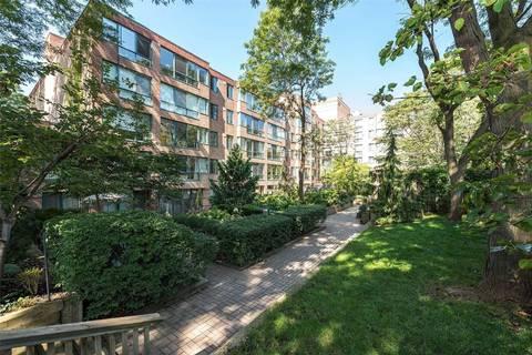 Apartment for rent at 225 Davenport Rd Unit 107 Toronto Ontario - MLS: C4632094