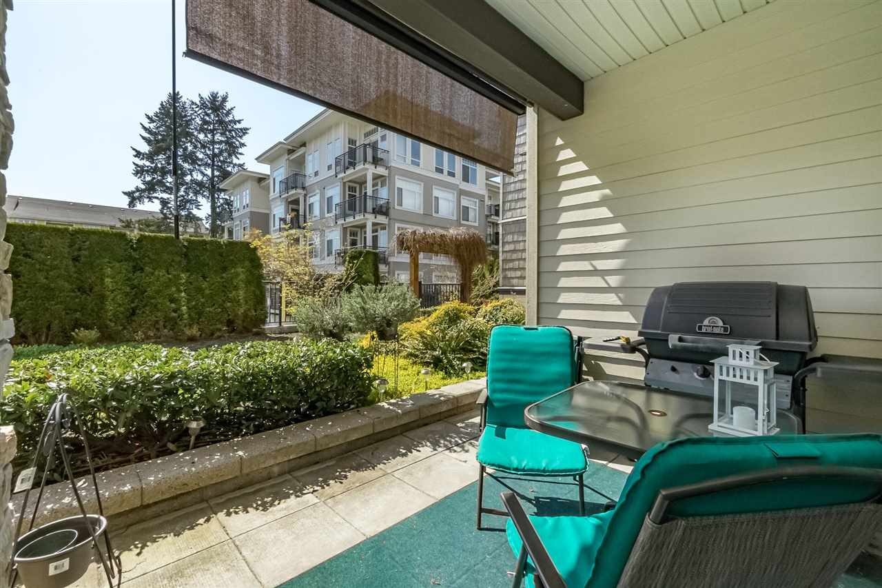 For Sale: 107 - 2336 Whyte Avenue, Port Coquitlam, BC | 2 Bed, 2 Bath Condo for $509,000. See 20 photos!