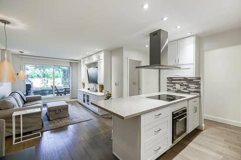 Condo for sale at 240 Mahon Ave Unit 107 North Vancouver British Columbia - MLS: R2359883