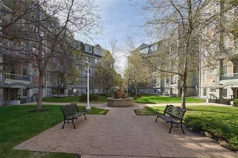Condo for sale at 2411 Erlton Rd Southwest Unit 107 Calgary Alberta - MLS: C4295610