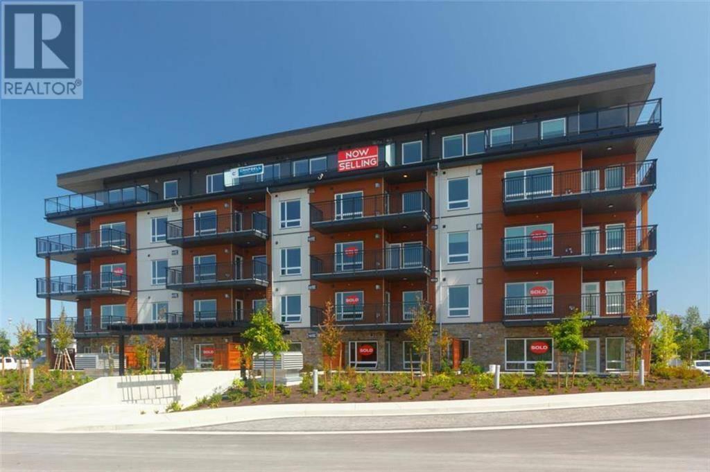 Condo for sale at 2500 Hackett Cres Unit 107 Central Saanich British Columbia - MLS: 414731