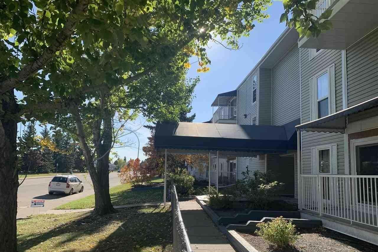 Condo for sale at 2545 116 St NW Unit 107 Edmonton Alberta - MLS: E4217054