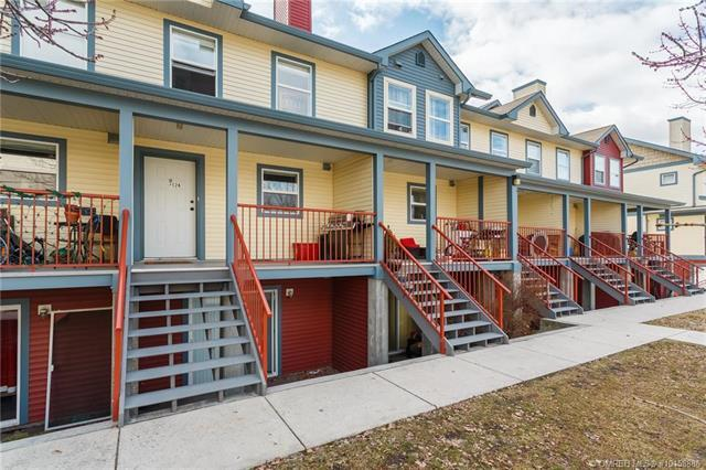 For Sale: 107 - 2585 Hebert Road, West Kelowna, BC   1 Bed, 1 Bath Townhouse for $197,500. See 18 photos!