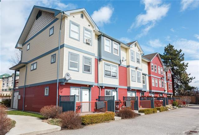 For Sale: 107 - 2585 Hebert Road, West Kelowna, BC | 1 Bed, 1 Bath Condo for $185,000. See 18 photos!