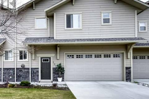 Townhouse for sale at 2629 Cornwall Dr Unit 107 Penticton British Columbia - MLS: 178439