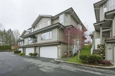 Townhouse for sale at 2880 Panorama Dr Unit 107 Coquitlam British Columbia - MLS: R2367703