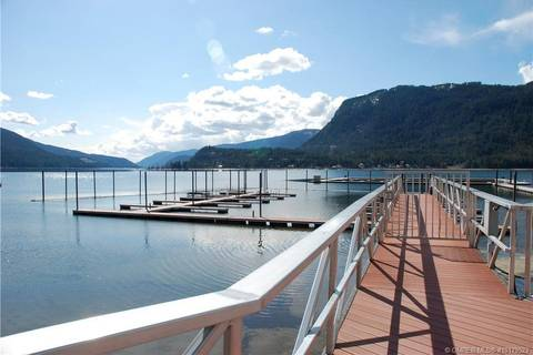 Condo for sale at 302 Mara Lake Ln Unit 107 Sicamous British Columbia - MLS: 10179523