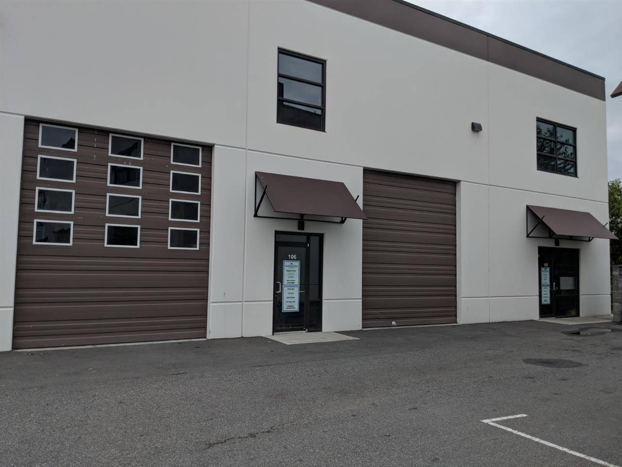 Commercial property for sale at 33391 Maclure Rd Unit 107 Abbotsford British Columbia - MLS: C8031218