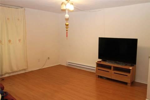 Condo for sale at 3740 Don Mills Rd Unit 107 Toronto Ontario - MLS: C4615948