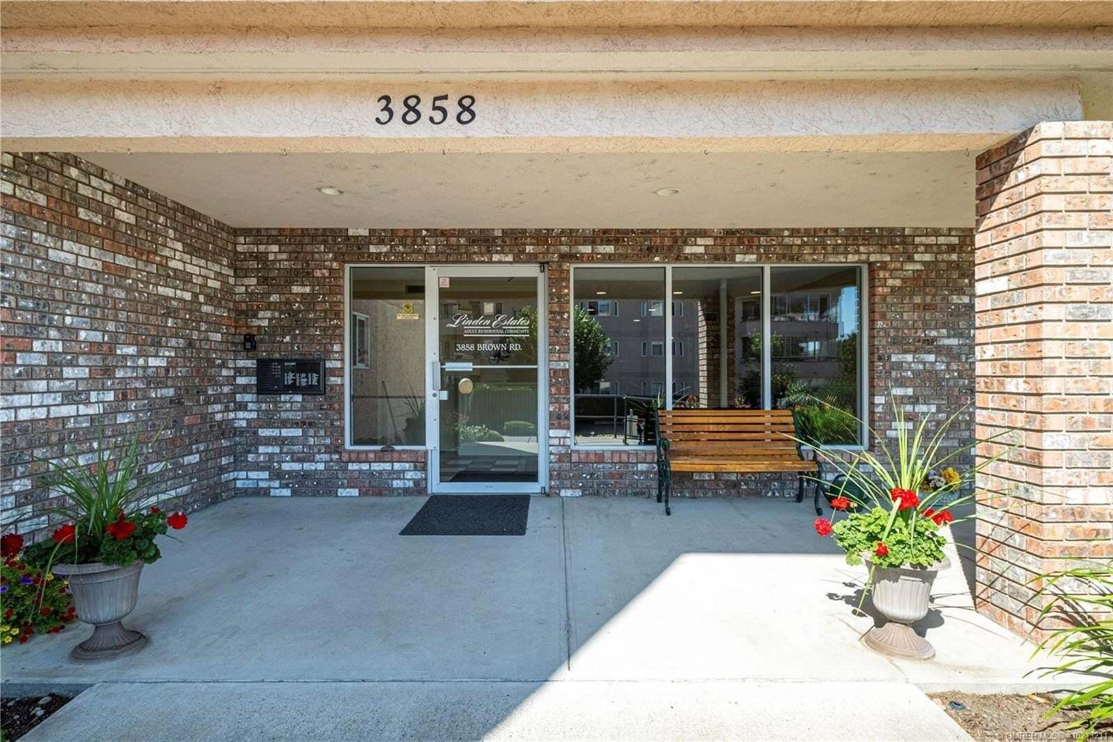 Condo for sale at 3858 Brown Rd Unit 107 West Kelowna British Columbia - MLS: 10213211
