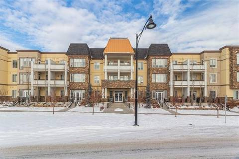 Condo for sale at 39 Quarry Gt Southeast Unit 107 Calgary Alberta - MLS: C4282124