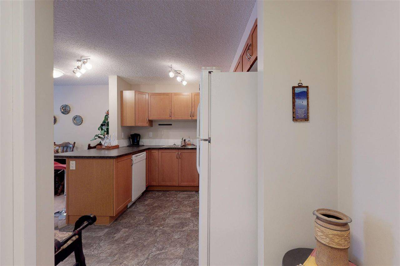 Condo for sale at 396 Silver Berry Rd Nw Unit 107 Edmonton Alberta - MLS: E4187666