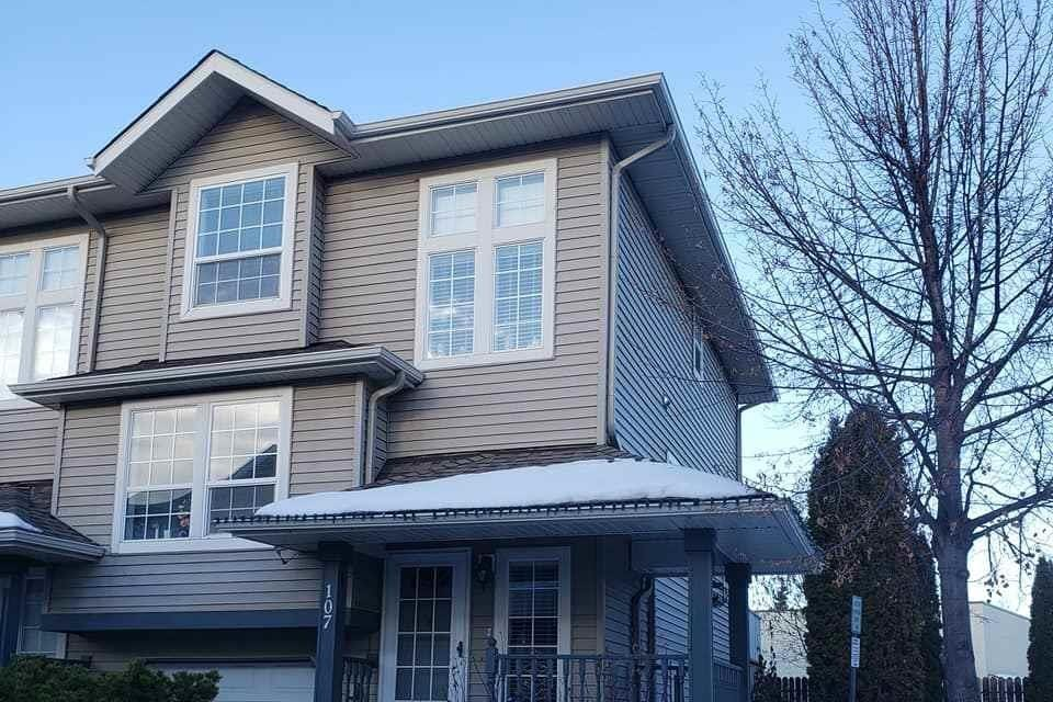Townhouse for sale at 4415 South Park Dr Unit 107 Leduc Alberta - MLS: E4212757
