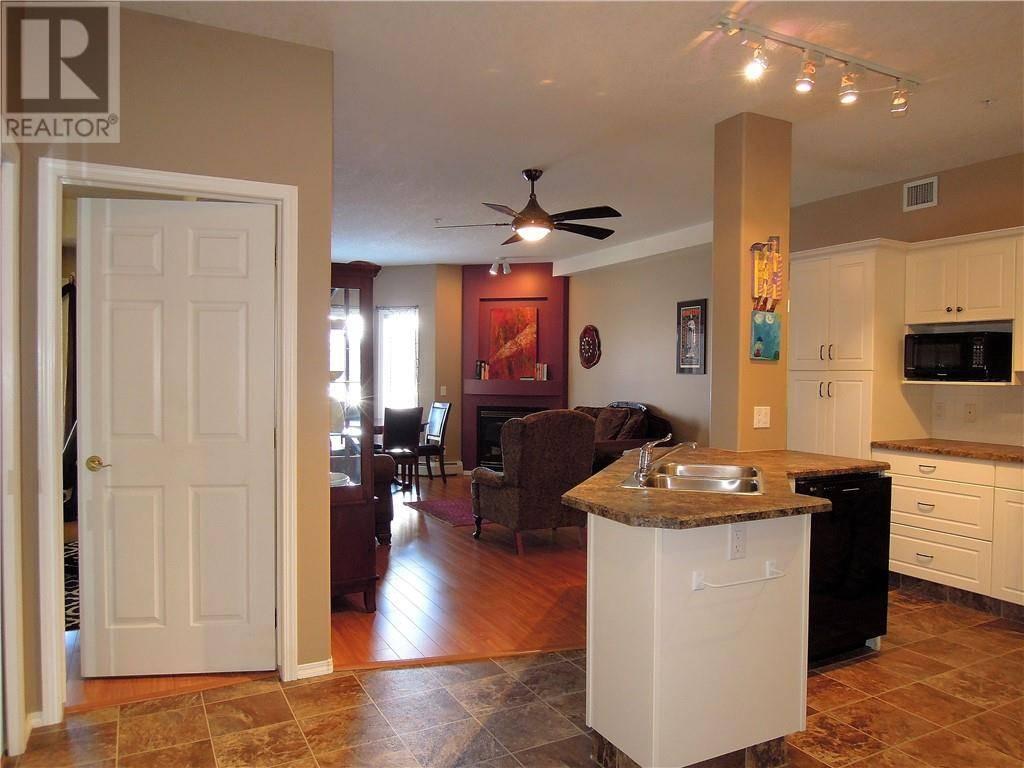 Condo for sale at 4512 52 Ave Unit 107 Red Deer Alberta - MLS: ca0186294