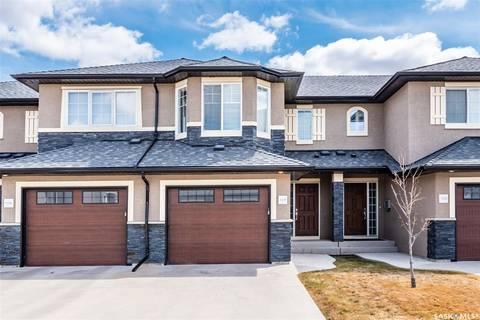 Townhouse for sale at 455 Rempel Ln Unit 107 Saskatoon Saskatchewan - MLS: SK805868