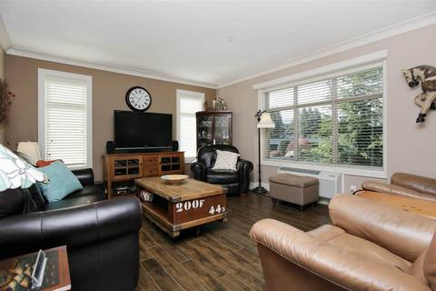 Condo for sale at 45665 Patten Ave Unit 107 Chilliwack British Columbia - MLS: R2363160