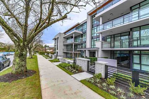 Condo for sale at 458 63rd Ave W Unit 107 Vancouver British Columbia - MLS: R2442088