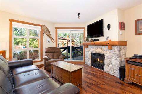 Condo for sale at 4660 Blackcomb Wy Unit 107 Whistler British Columbia - MLS: R2362831