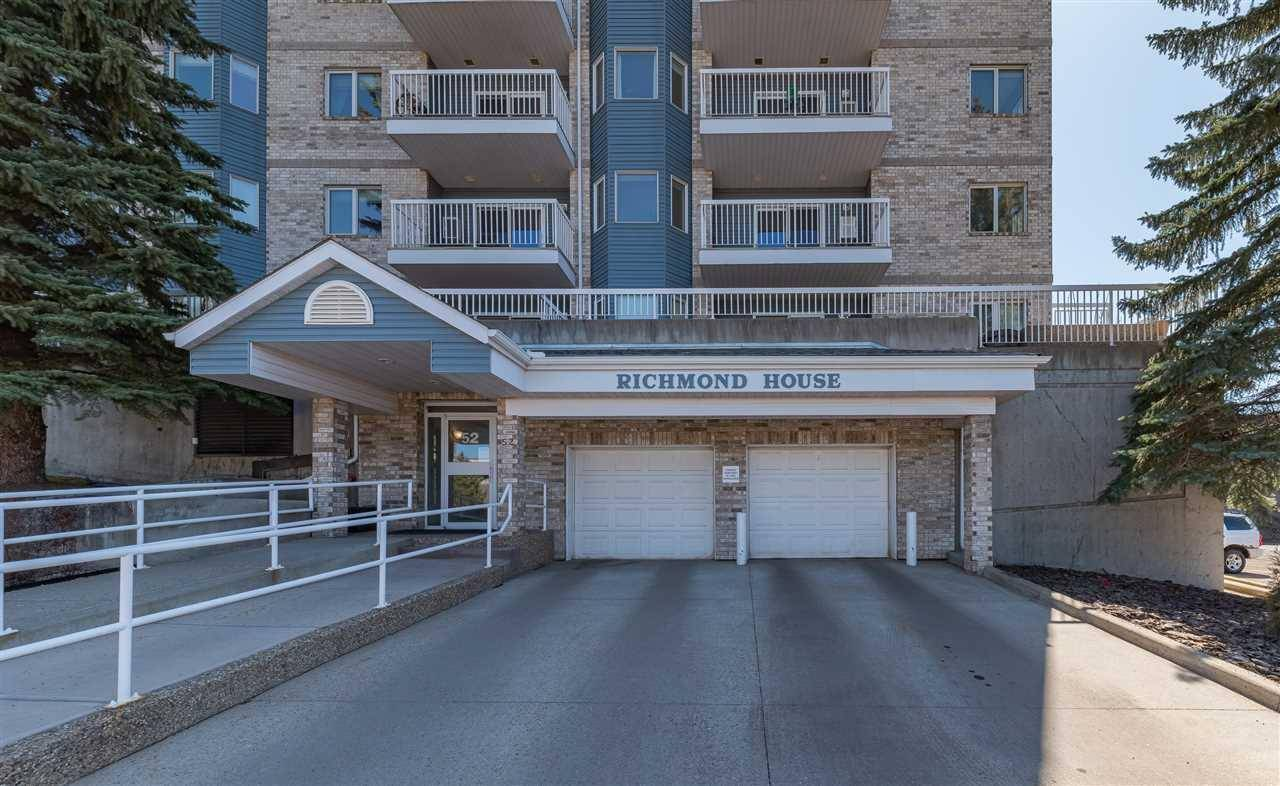 Condo for sale at 52 Michael St Unit 107 St. Albert Alberta - MLS: E4190583