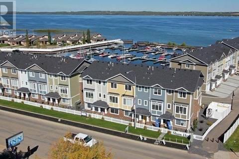 Townhouse for sale at 5210 Lakeshore Dr Unit 107 Sylvan Lake Alberta - MLS: ca0161047