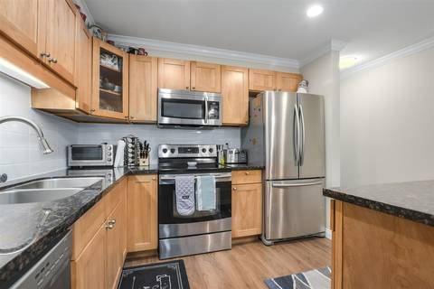 Condo for sale at 5488 198 St Unit 107 Langley British Columbia - MLS: R2345210