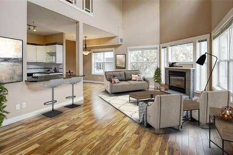 Townhouse for sale at 6600 Old Banff Coach Rd Southwest Unit 107 Calgary Alberta - MLS: C4282912