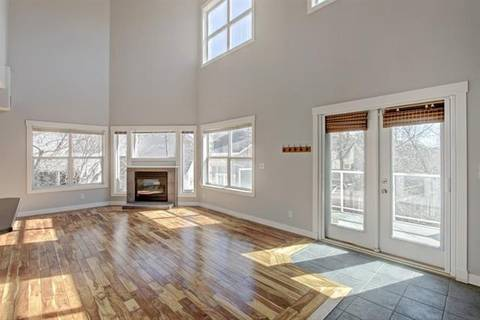 Townhouse for sale at 6600 Old Banff Coach Rd Southwest Unit 107 Calgary Alberta - MLS: C4294667