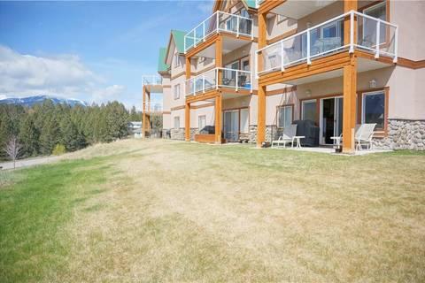 Condo for sale at 701 14a Cres Unit 107 Invermere British Columbia - MLS: 2437373