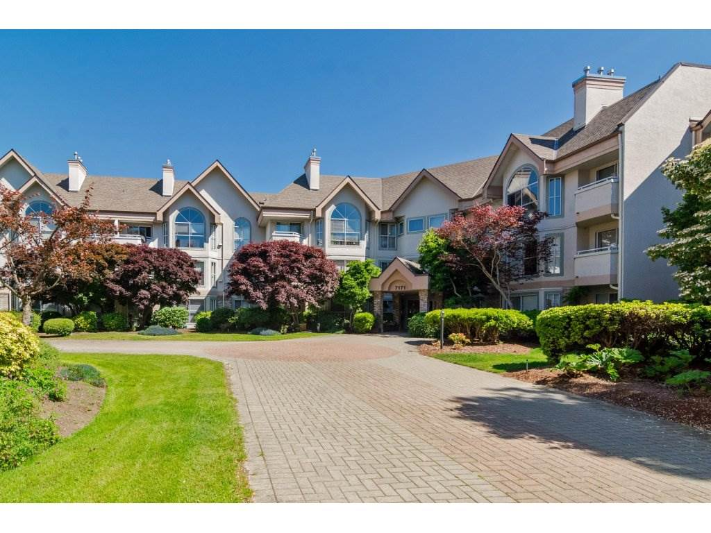 For Sale: 107 - 7171 121 Street, Surrey, BC | 2 Bed, 2 Bath Condo for $435,999. See 1 photos!