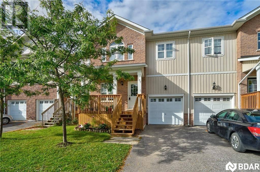 Townhouse for sale at 800 West Ridge Blvd Unit 107 Orillia Ontario - MLS: 30769322