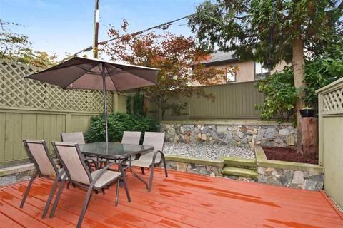 Condo for sale at 808 8th Ave E Unit 107 Vancouver British Columbia - MLS: R2429949