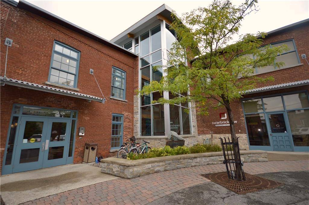 Commercial property for sale at 83 Little Bridge St Unit 107 Almonte Ontario - MLS: 1170439