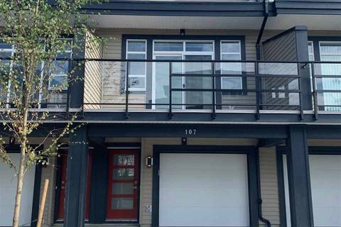 Townhouse for sale at 8413 Midtown Wy Unit 107 Chilliwack British Columbia - MLS: R2397031