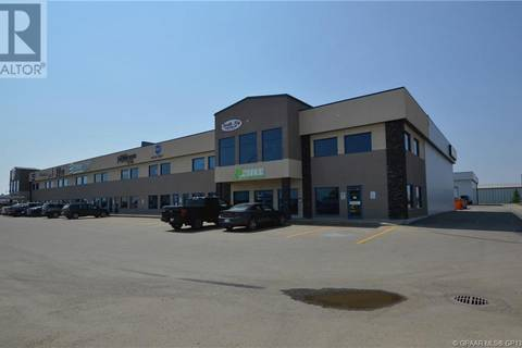 Commercial property for sale at 8716 108 St Unit 107 Grande Prairie Alberta - MLS: GP133685