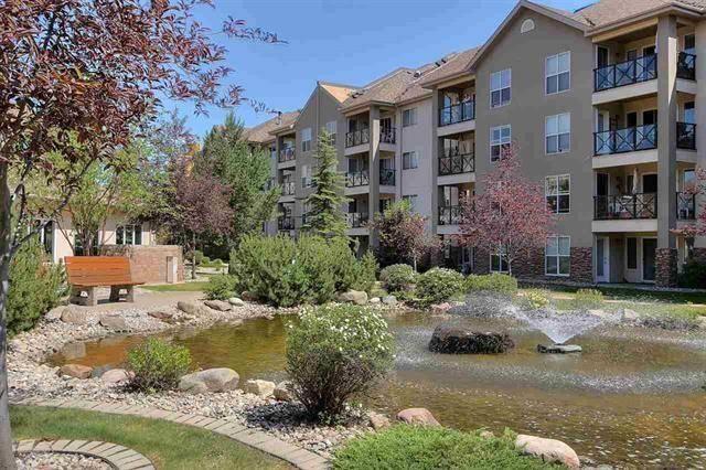 Condo for sale at 8942 156 St Nw Unit 107 Edmonton Alberta - MLS: E4176893