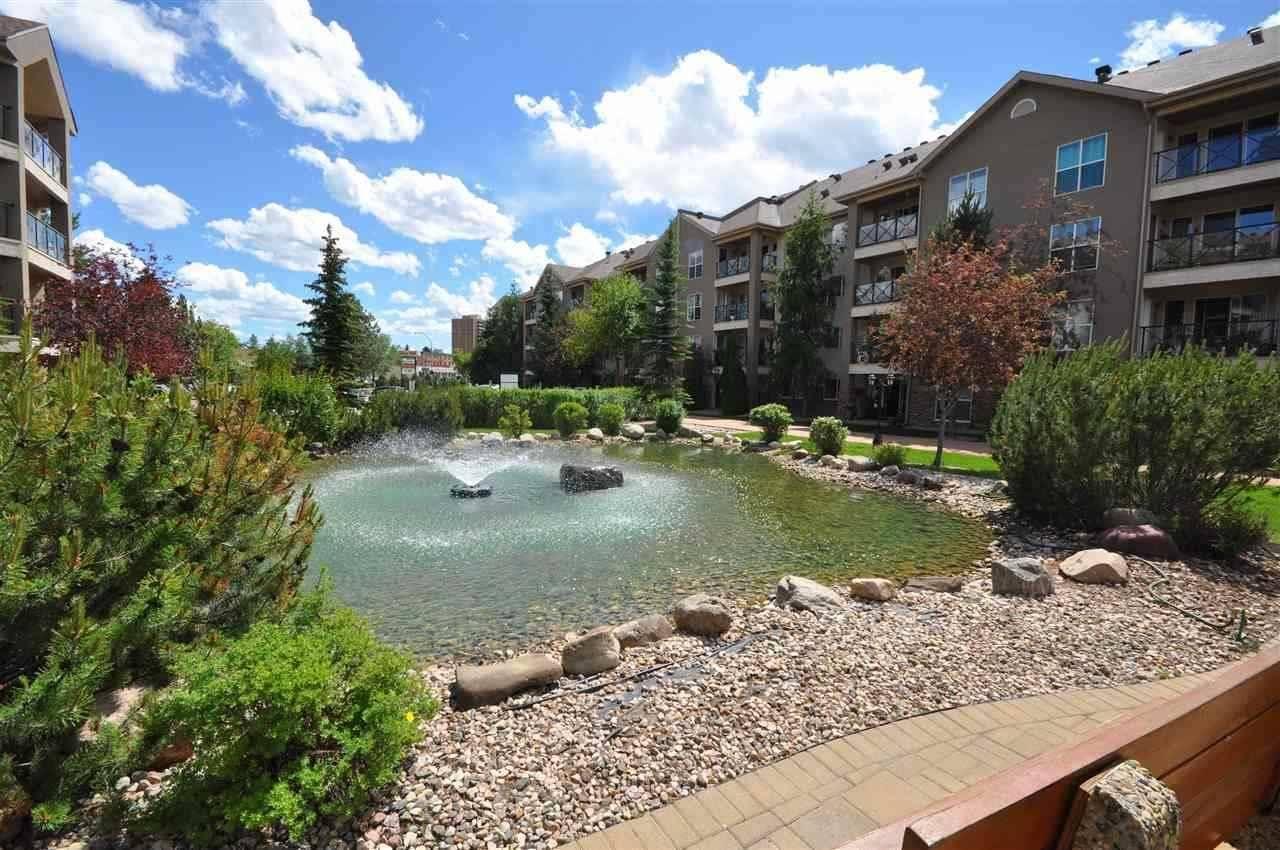 Condo for sale at 8942 156 St Nw Unit 107 Edmonton Alberta - MLS: E4195331