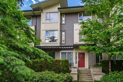 Townhouse for sale at 9229 University Cres Unit 107 Burnaby British Columbia - MLS: R2377262