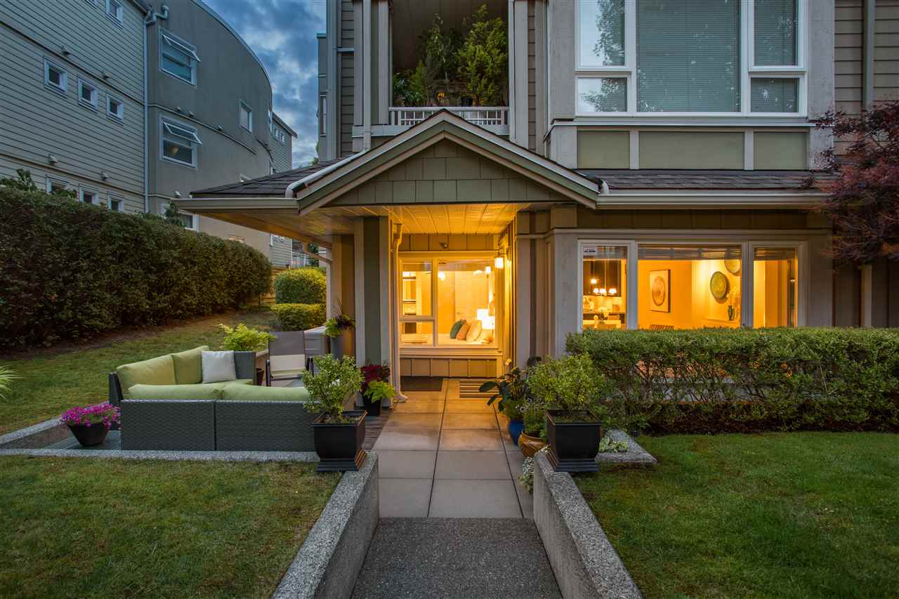 Sold: 107 - 937 West 14th Avenue, Vancouver, BC