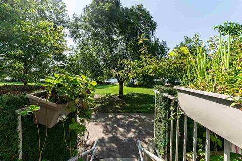 Condo for sale at 980 Cooperage Wy Unit 107 Vancouver British Columbia - MLS: R2394654