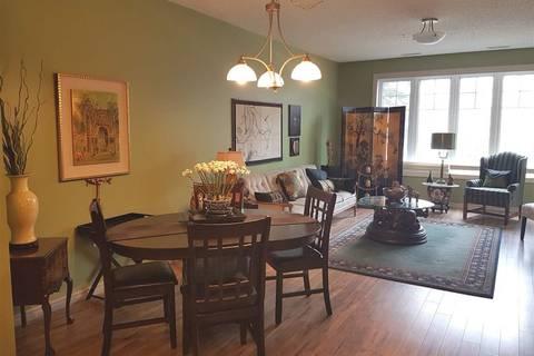 Condo for sale at 9820 165 St Nw Unit 107 Edmonton Alberta - MLS: E4155842