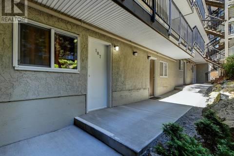 Condo for sale at 991 Cloverdale Ave Unit 107 Victoria British Columbia - MLS: 412638