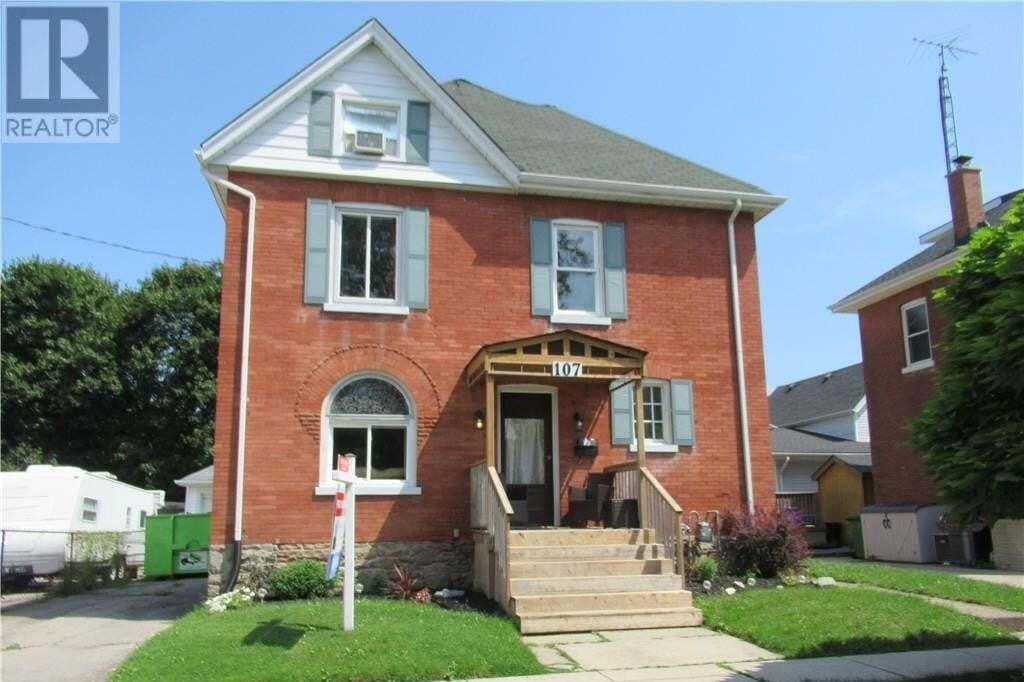 House for sale at 107 Alma St St. Thomas Ontario - MLS: 280380