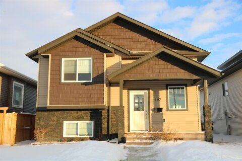 House for sale at 107 Aurora Heights Blvd Blackfalds Alberta - MLS: A1051004