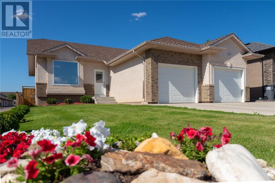 For Sale: 107 Bolton Way, Saskatoon, SK | 4 Bed, 3 Bath House for $449,900. See 1 photos!