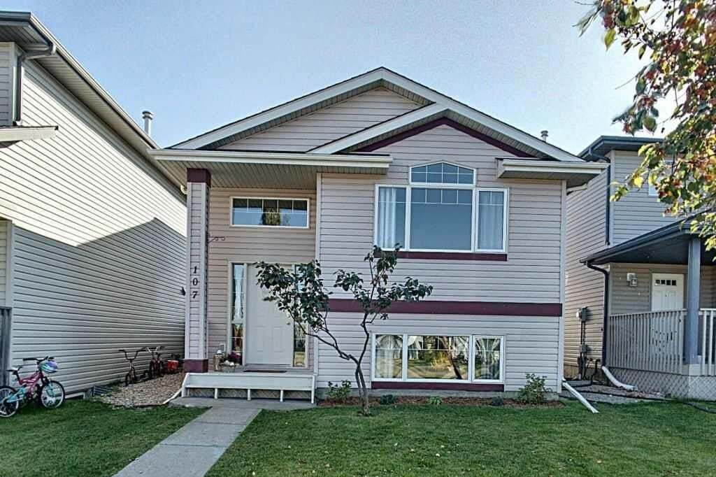 House for sale at 107 Brookview Wy Stony Plain Alberta - MLS: E4215368