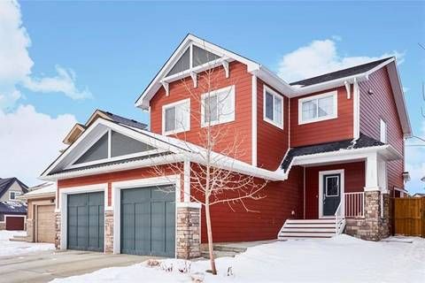 House for sale at 107 Canals Cs Southwest Airdrie Alberta - MLS: C4286123