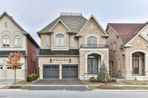 House for sale at 107 Chaiwood Ct Vaughan Ontario - MLS: N4720552